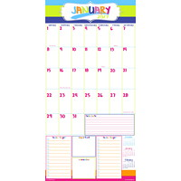 Reminder Binder Wall Calendar