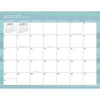 STRIPES AY BINDER CALENDAR