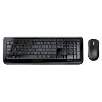 Microsoft Wireless Desktop 850 Keyboard and Mouse Combo, English, Black (PN9-00003)