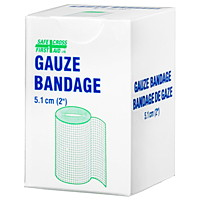 Bandage de gaze élastique moulant SAFECROSS