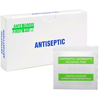 SAFECROSS Antiseptic Alcohol Prep Pads
