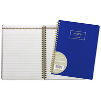 Cambridge Workstyle Twin Wirebound Notebook