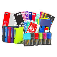 Hilroy Back to School Essentials Supplies Kit (Primary Grades) - Ontario Residents Only