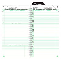 Day-Timer Pocket-Size Wirebound Planner Refill