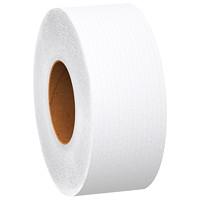 Scott 2-Ply Universal Jumbo Jr. Bathroom Tissue, White, 1,000', 12/CT