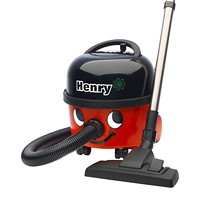 NaceCare Henry Canister Vacuum Cleaner