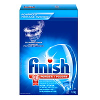 Finish Advanced Dishwasher Detergent