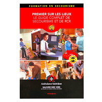 St. John Ambulance First On The Scene First Aid Manual
