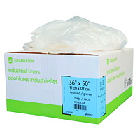 Grand & Toy Regular Strength Industrial Garbage Bags