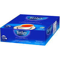 Tetley Tea Orange Pekoe Tea, 100/Bx