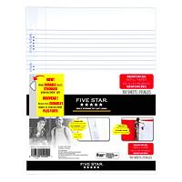 Five Star Reinforced Refill Paper