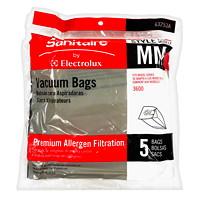 Sanitaire Premium Allergen Filtration Bags, 5/PK