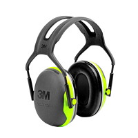 3M PELTOR X Series Earmuffs