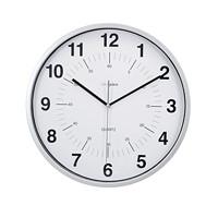 Horloge murale silencieuse Synchro Keira Grace