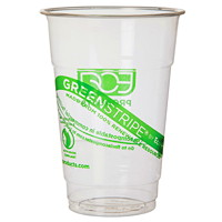 GreenStripe Cold Drink Cups
