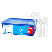 Touch Clear Plastic Cutlery