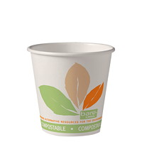 Bare by Solo Eco-Forward Paper 10 oz Hot Cups