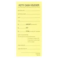 Mark Maker Petty Cash Voucher Pads