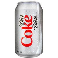 Boisson gazeuse Coke Diète