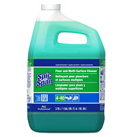 Spic and Span Floor and Multi-Surface Cleaner, 3.78 L, Concentrate, 3/CT
