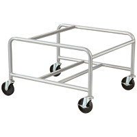 Safco Sled-Base Chair Stacking Cart