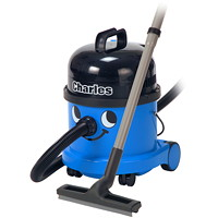 NaceCare Charles Wet/Dry Canister Vacuum Cleaner