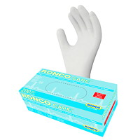 Ronco Care Vinyl Examination Gloves