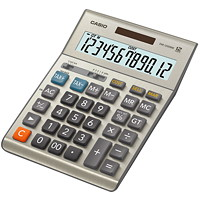 Calculatrice de bureau DM-1200BM Solar Plus Casio