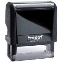 Trodat Printy DIY Custom Stamp with Online Voucher