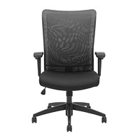 Offices To Go Archer High Mesh Back Simple Synchro-Tilter Chair