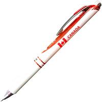 Pentel EnerGel Canada Retractable Liquid Gel Pen, Black Ink, Medium, 0.7 mm