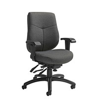 Global Aurora Medium-Back Multi-Tilter Chair