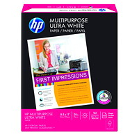 HP Multi-Purpose Ultra White Letter-Size Paper