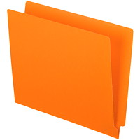Pendaflex Coloured Straight Tab Shelf File Folders