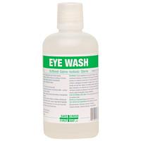 Solution pour douche oculaire SAFECROSS, 1 L