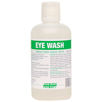 SAFECROSS Eyewash Isotonic Solution, 1 L