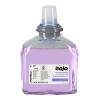 Gojo TFX Premium Foam Hand Soap Refills with Skin Conditioners, Cranberry Scent, 1,200 mL, 2/CS