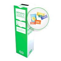 TerraCycle Candy and Snack Wrapper Zero Waste Recycling Box Kit