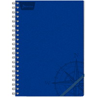 Norma Leather Concept Sugar Cane Paper Notebook