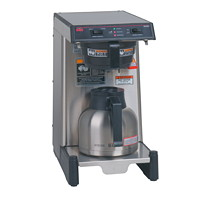 Bunn SmartWave Low-Profile Thermal Airpot Coffee Brewer