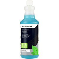 Highmark Heavy-Duty Ready-To-Use Toilet Bowl Cleaner, 1L