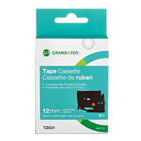 Cassette de ruban pour étiquettes TZe Grand & Toy