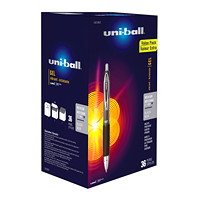 Uni-ball Gel Pens, 36/Box