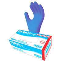 Ronco V2B Vinyl Disposable Gloves