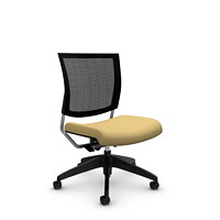 Global Graphic Mesh Posture Armless Chair