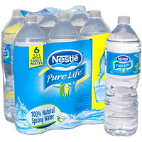Nestle Pure Life Bottled Natural Spring Water