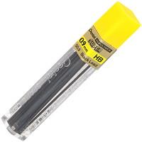Pentel Super Hi-Polymer 0.9 mm Pencil Refill Leads, Grade: HB