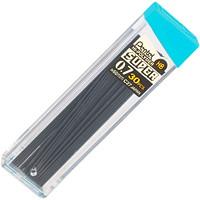 Pentel Super Hi-Polymer 0.7 mm Pencil Refill Leads, Grade: HB
