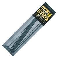 Pentel Super Hi-Polymer 0.5 mm Pencil Refill Leads, Grade: HB