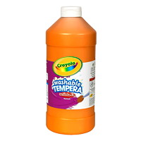 Crayola Artista II Washable Tempera Paint, 32 oz.